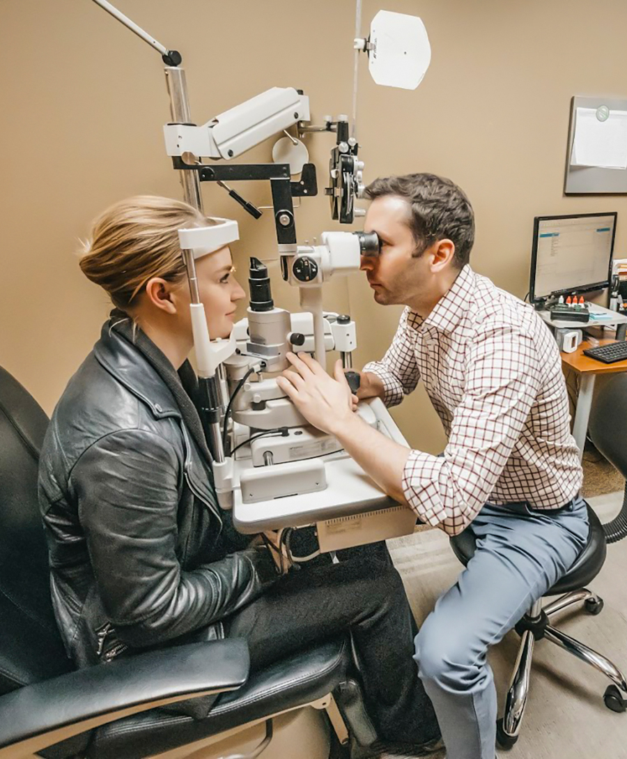 Washington State Optometry Clinic